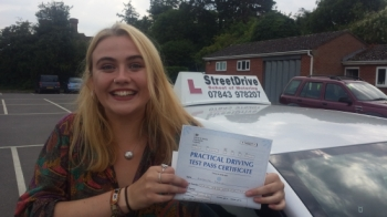 My lessons with Roger were always enjoyable and beneficial When it came to my test I felt fully prepared and confident <br />