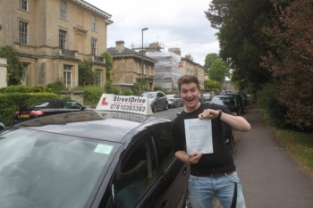 A really enjoyable and equipping time of learning to drive <br />
