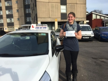 Iacute;ve never liked driving Iacute;ve had previous instructors and couldnacute;t come to grips with driving StreetDrive have been amazing canacute;t fault the service <br />