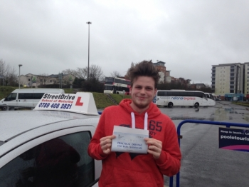 Shaun helped me a lot and I passed my test on the 1st Attempt he was patient with me when I made mistakes and was always wanting me to improve my driving ability<br />