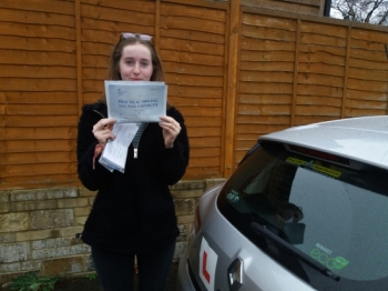Roger always ensures his students feel comfortable safe and most of all happy when driving <br />