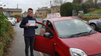 "Beep, beep, very well done to ""Daniel Jack' who passed his driving test today at Chippenham DTC, 1st time pass, nice safe drive.<br />
