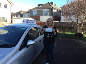 I did an intense driving course with Louise and passed 1st time with only 1 driving fault<br />
