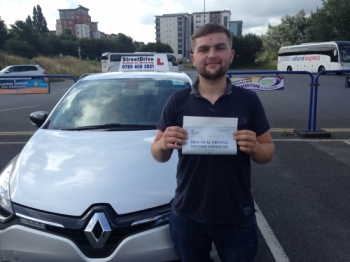 Absolutely amazing driving instructor would recommend Shaun to anyone thank you very much for your help<br />