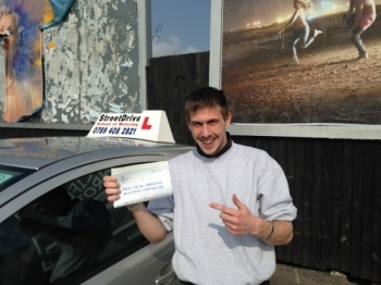 What a great driving school I could not recommend a better place to go pass your test<br />