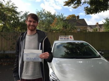 Passed first time thanks to Shaun from StreetDrive SoM <br />